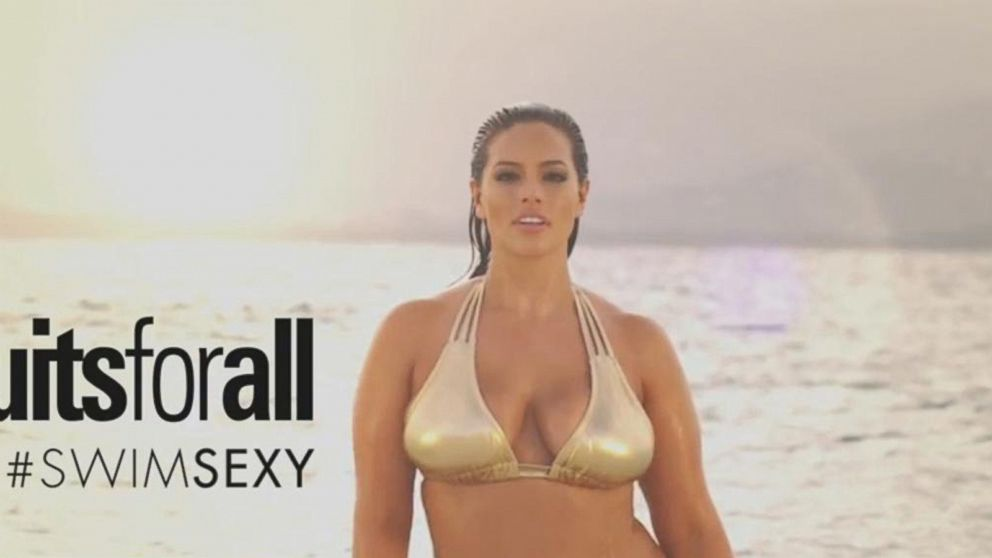 36969d60619 Plus-Size Model Featured in Sports Illustrated Swimsuit Issue - ABC News