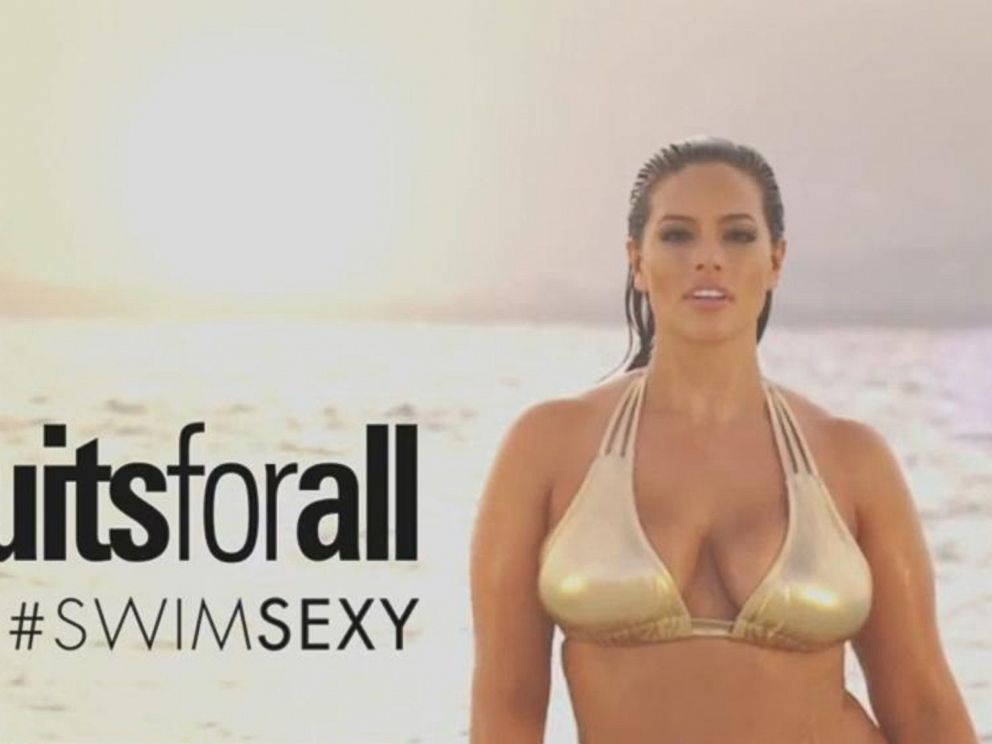 Plus Size Model Featured In Sports Illustrated Swimsuit Issue Abc News