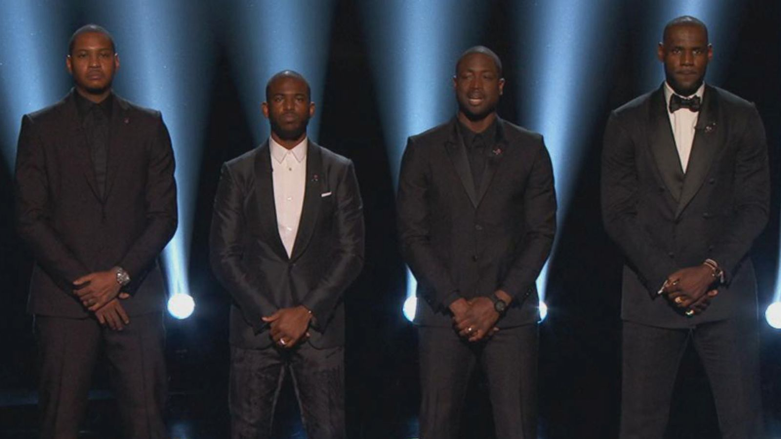 662d2cd5b42f ESPYs 2016  Biggest Moments From the Show - ABC News