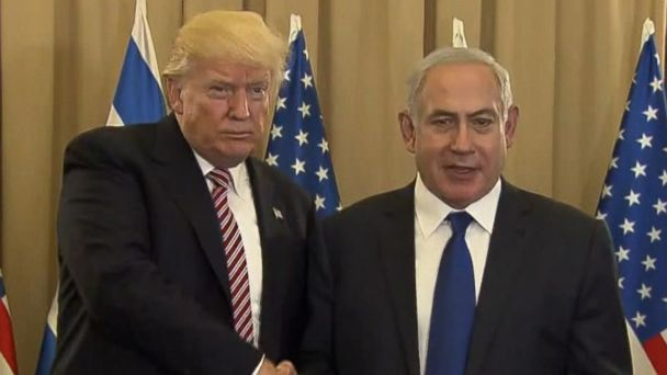 Middle East Reacts To President Trumps Jerusalem Announcement