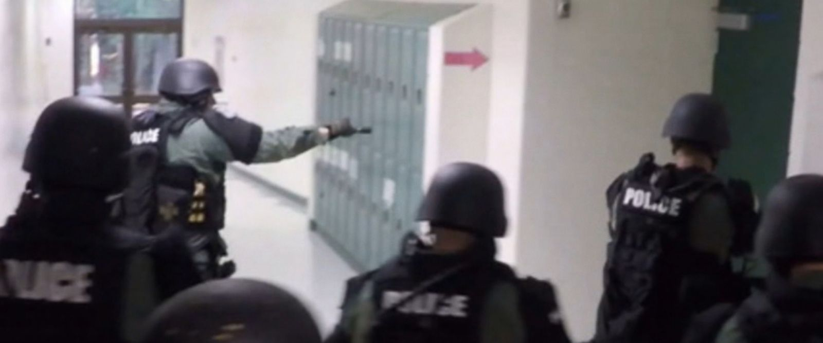 VIDEO: 'Start Here' podcast: Active-shooter scenarios on the rise