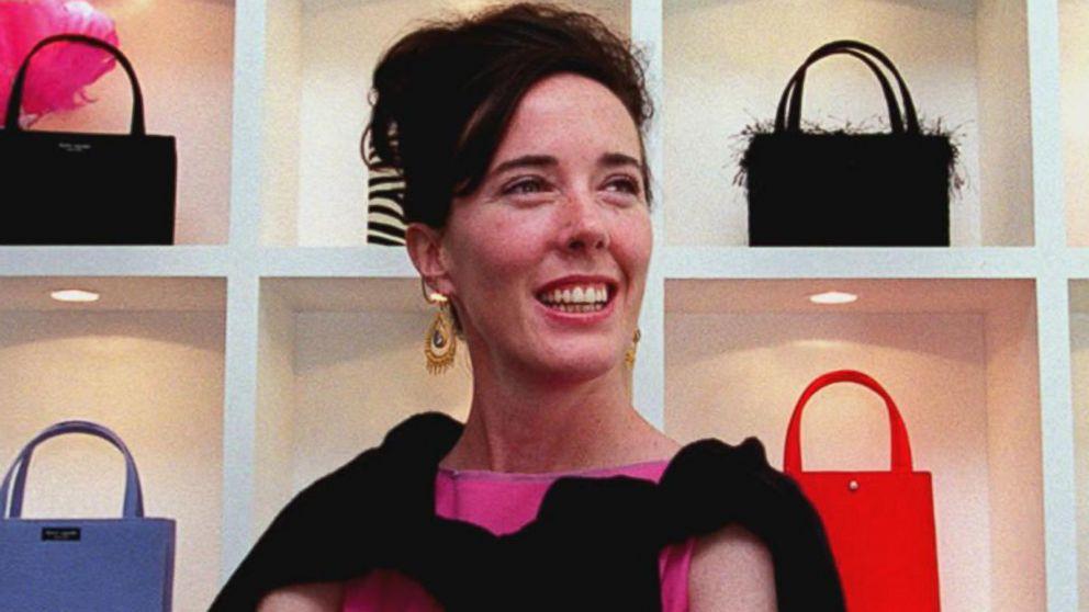 Designer Kate Spade Left A Legacy Of Chic Fun Fashion Abc News