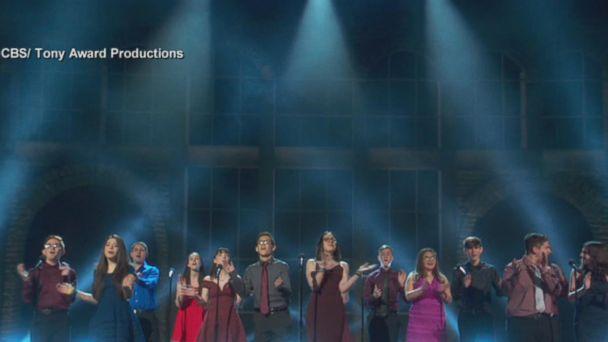 Tony Awards highlights