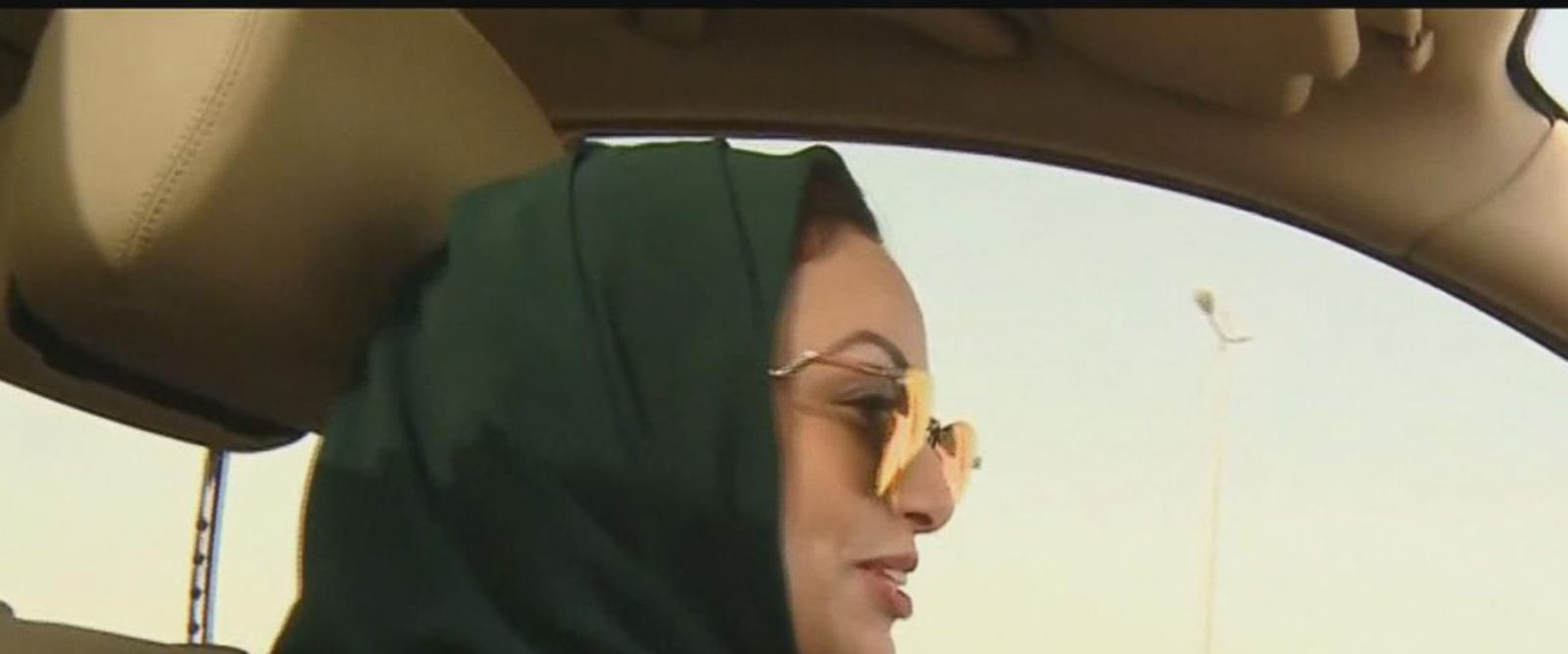 VIDEO: 'Start Here' podcast: Saudi women get behind the wheel