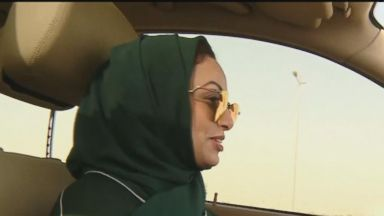 Saudi women hit the road, but look ahead to the next fight Video 180625 wnn goldberg pic hpMain 16x9 384