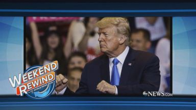 Weekend Rewind: Trump's war of words Video 180806 wnn rewind pic hpMain 16x9 384