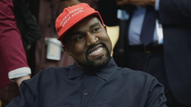Kanye West distances himself from politics