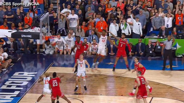 Virginia wins NCAA championship