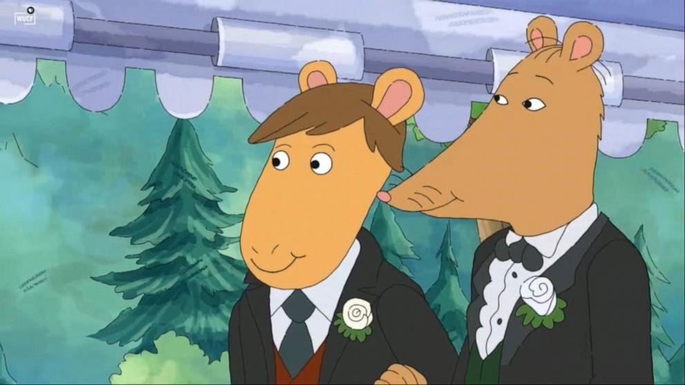 Alabama Public Television refuses to air 'Arthur' episode