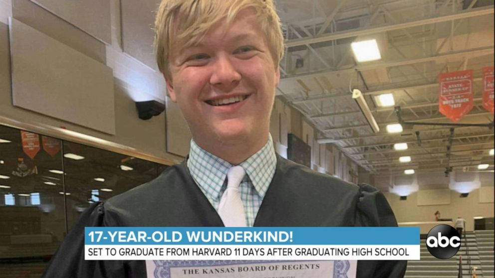 From high school to Harvard in 11 days