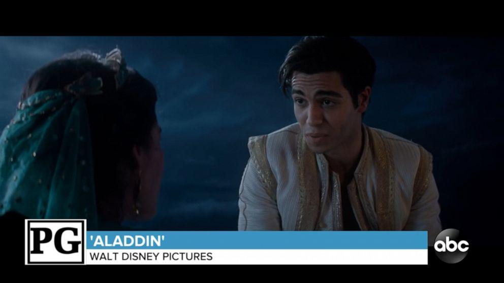 Insomniac Theater: 'Brightburn' and 'Aladdin'