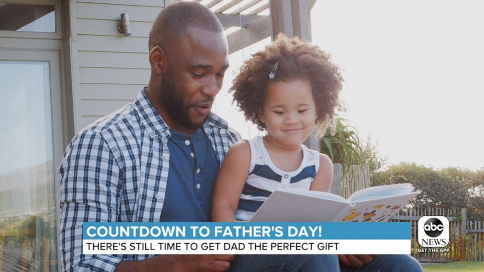 Last-minute Father's Day gift ideas