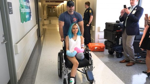 Teenager who survived shark attack speaks out