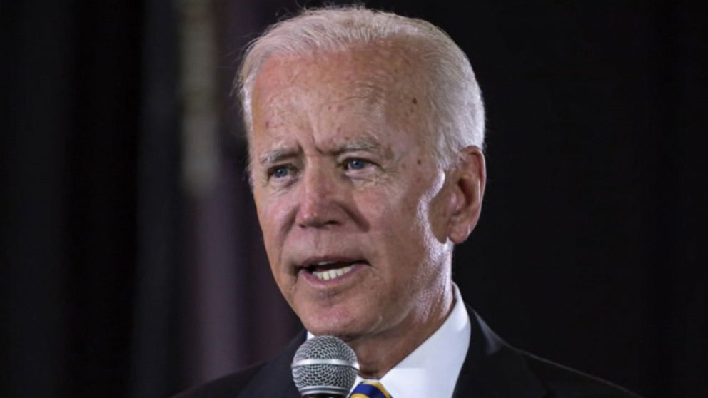 Biden stands by controversial statement