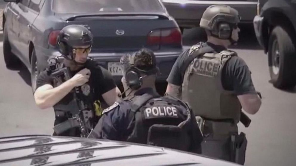 Mass shooting plots foiled