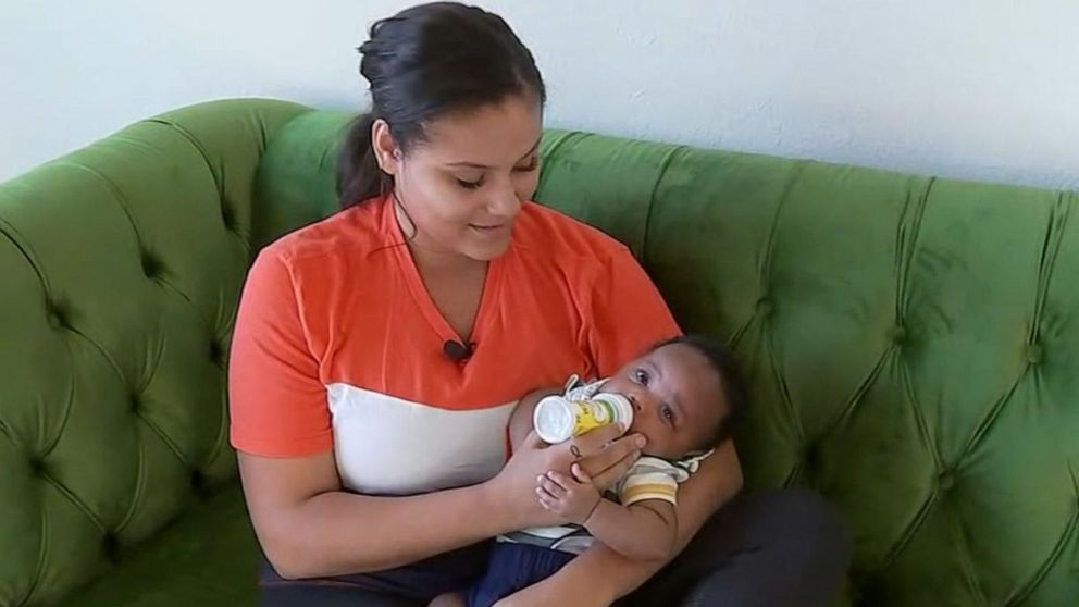 Houston nurse adopts preemie baby she helped deliver