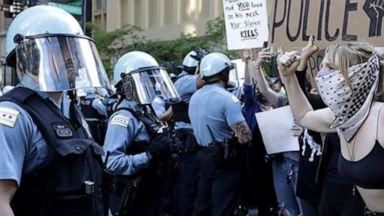 Kamala Harris Discusses Police Reform Video Abc News