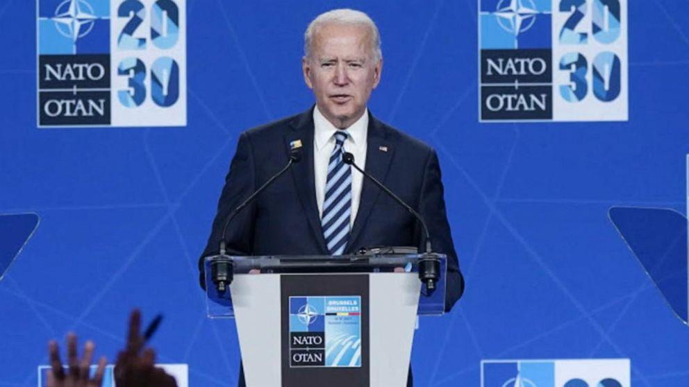 President Biden prepares for meeting with Putin