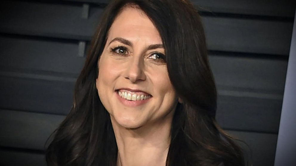 MacKenzie Scott donates $2.7 billion to charity