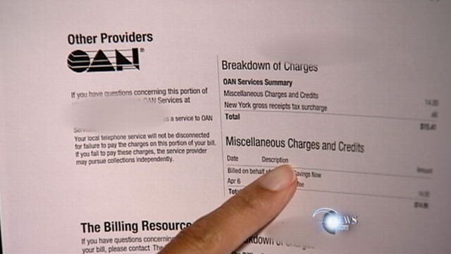 VIDEO: Tactic allows extra charges to be added onto consumers phone bills.