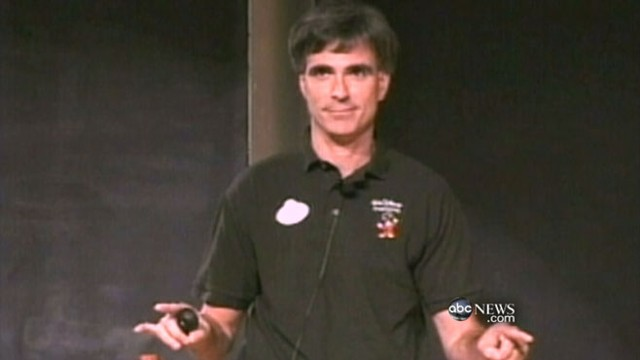 what rhetorical devices does randy pausch use in the last lecture 349 quotes from the last lecture: 'the brick walls are there for a reason the brick walls are not there to keep us out  ― randy pausch, the last lecture.