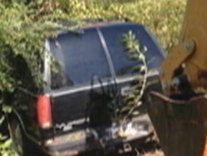 Google Earth Recovers Stolen SUV