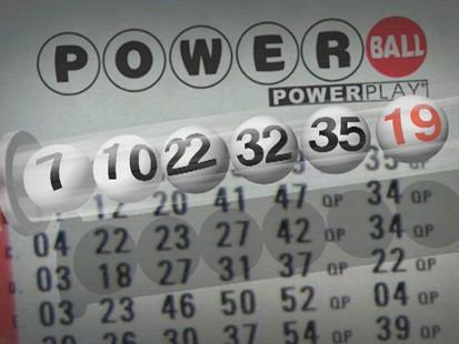 $400 Million Powerball Ticket Sold