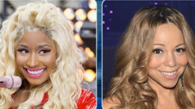 The American Idol Feud: Minaj Threatens Carey