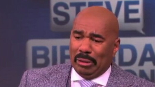 Steve Harvey Shows His Softer Side Video - ABC News