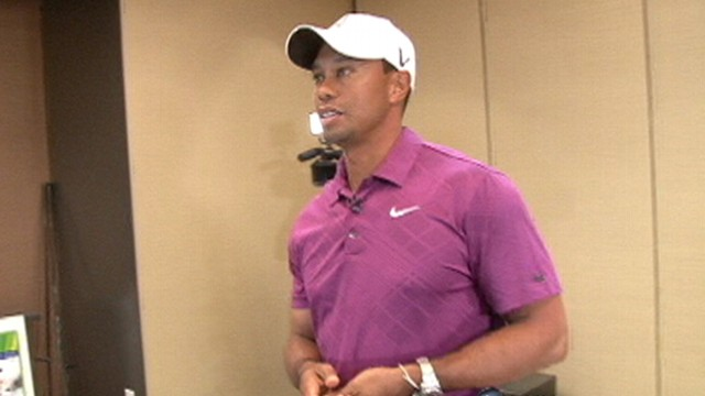 Tiger Woods: New Video Game