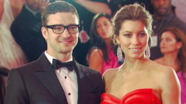 Justin Timberlake Marries Jessica Biel