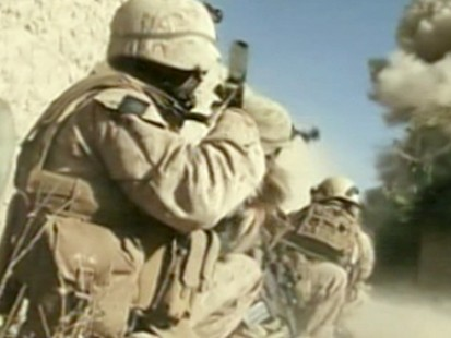 VIDEO: Obama Reviews Strategy in Afghanistan