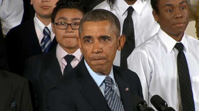 Obama Gets Personal With At-Risk Teens, Says 'I Got High'