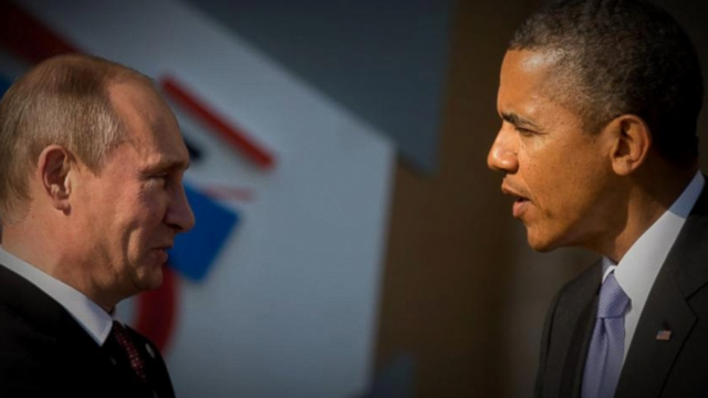 VIDEO: Russia, the Ukraine and President Obama