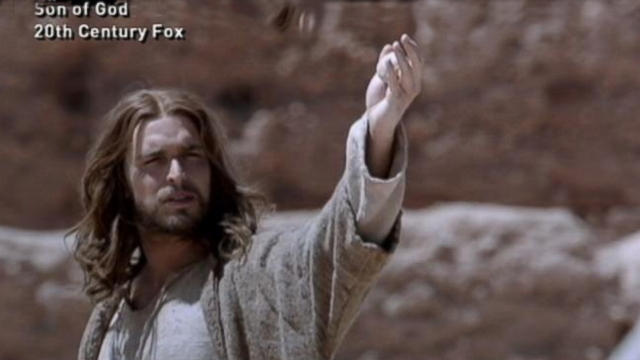 VIDEO: Film About Jesus Has Followers Renting Out Entire Movie Theaters and Hollywood Watching