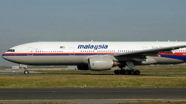Race Against Time to Find the Missing Malaysian Plane