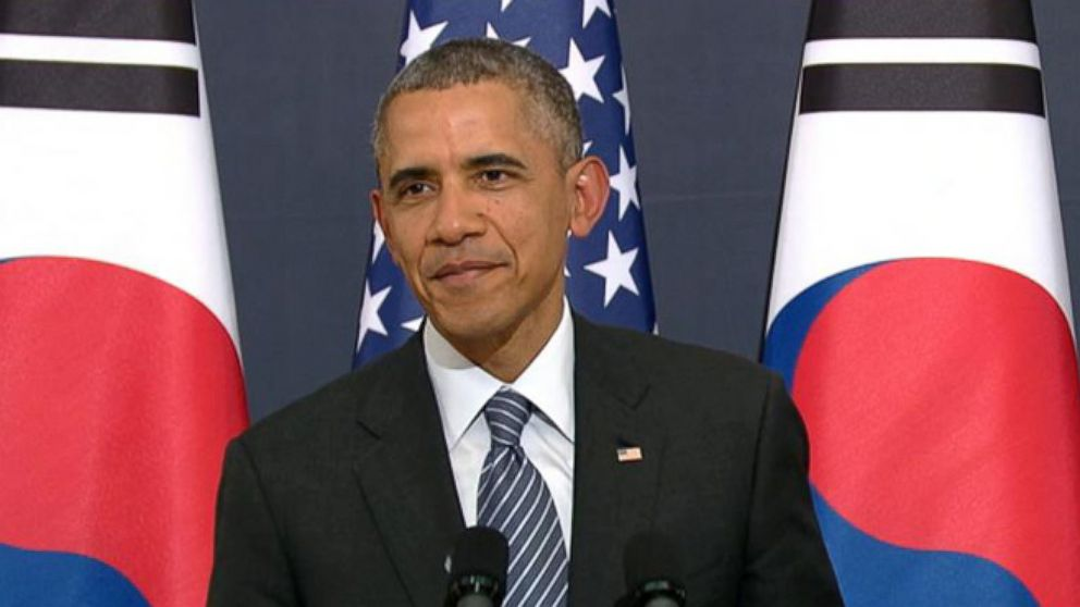 President Obama Says He 'Absolutely' Would Save a Drowning Putin