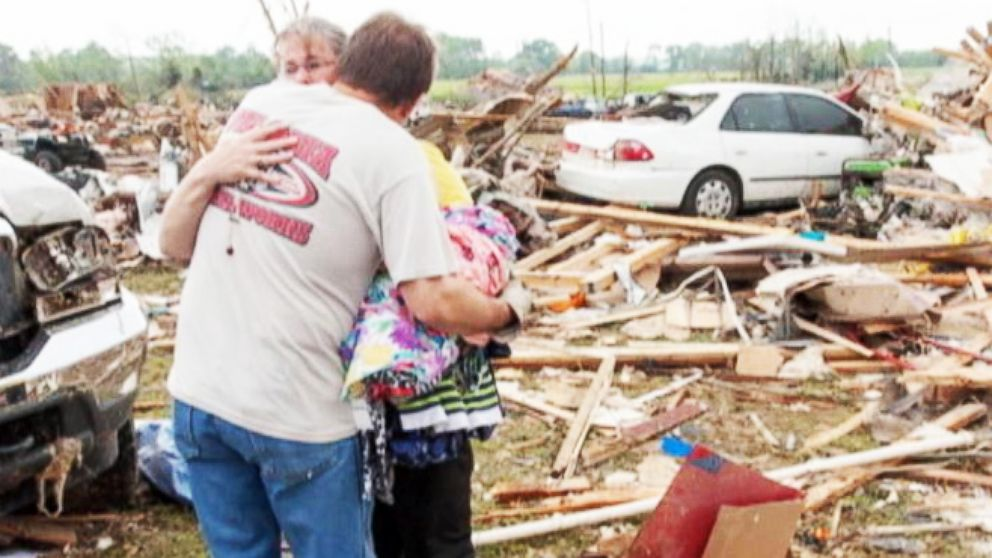 At Least 15 Dead as Tornadoes Rip Through Central, Southern US