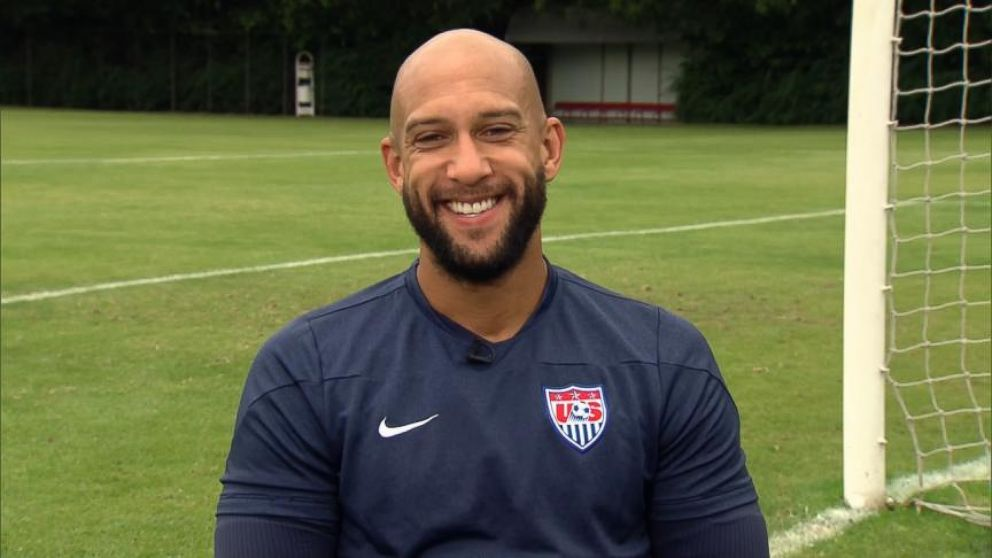 Personal Triumph of Team USA Goalkeeper Tim Howard Video ...