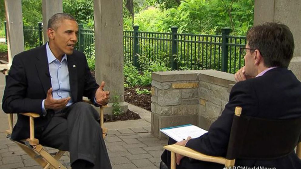 Obama Warns Central Americans: 'Do Not Send Your Children To