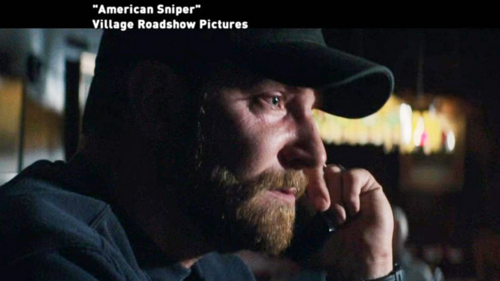 WN 1/15: Bradley Cooper on His Oscar Nomination for 'American Sniper'