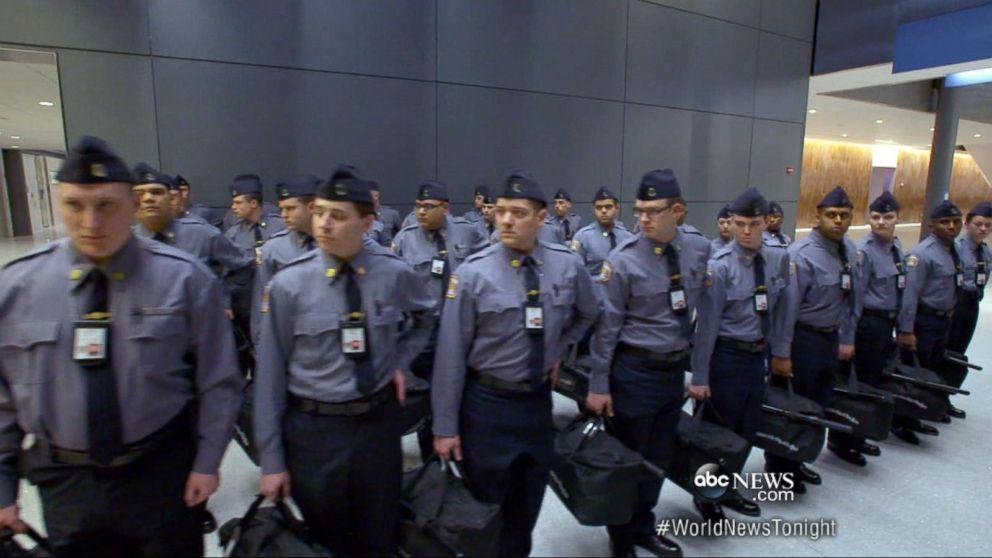 Virginia Beach Police Academy Training
