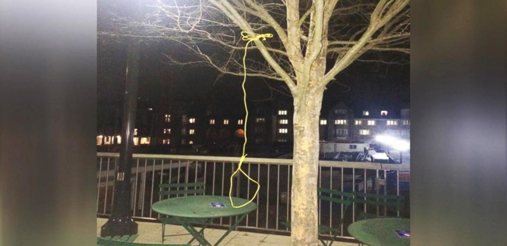 VIDEO: Duke University Investigates Noose Found Hanging From a Tree on Campus
