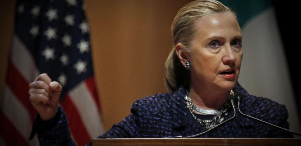 VIDEO: Hillary Faces Questions About Cash Donations to Clinton Foundation