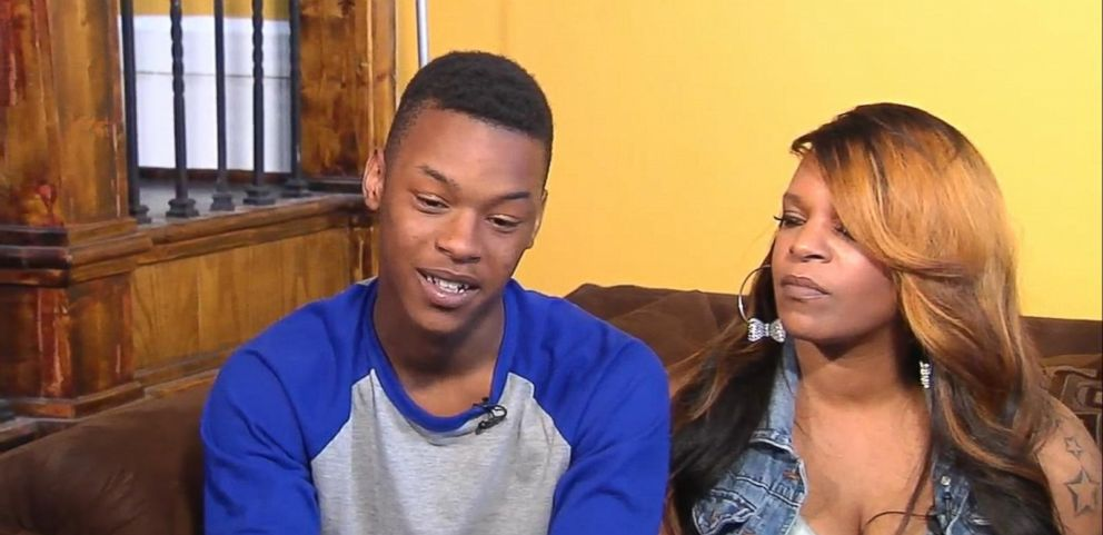 Video Mother And Son Discuss Riot Incident And The Video That Went Viral
