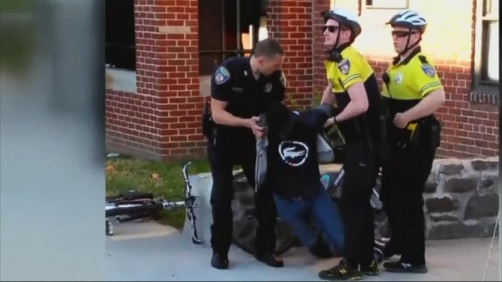 3a8c5b6a New Freddie Gray Details Fill In His Journey With Baltimore Police ...