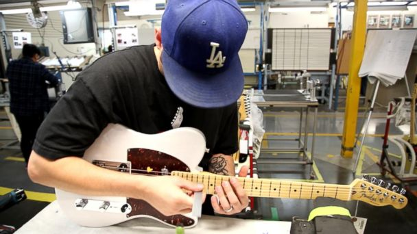 Fender Guitars: Music to Our Ears