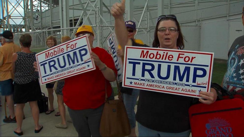 Why Donald Trump's Supporters Are Sticking Around