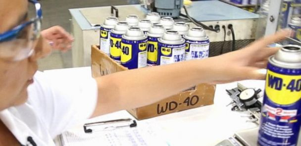 WD-40 60 Years Old and Going Strong