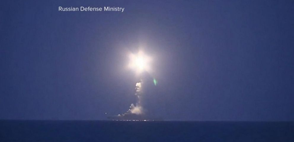 VIDEO: More Concerns Over Russian Airstrikes in Syria